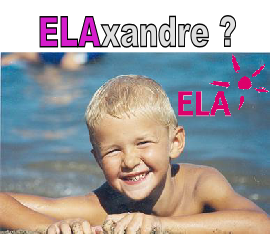 Photo ELAxandre?
